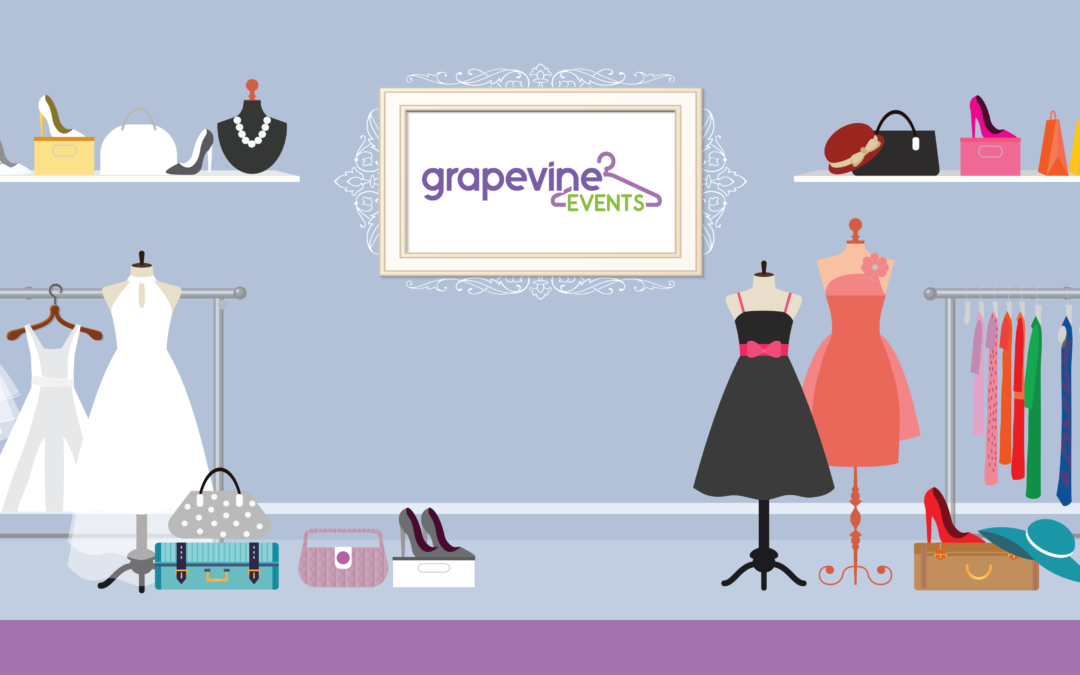 Pre-Loved Prom & Wedding Pop-Up Boutique